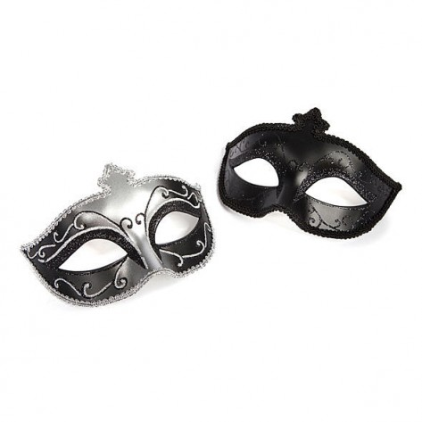 Fifty Shades Of Grey Masquerade Naamari 2kpl