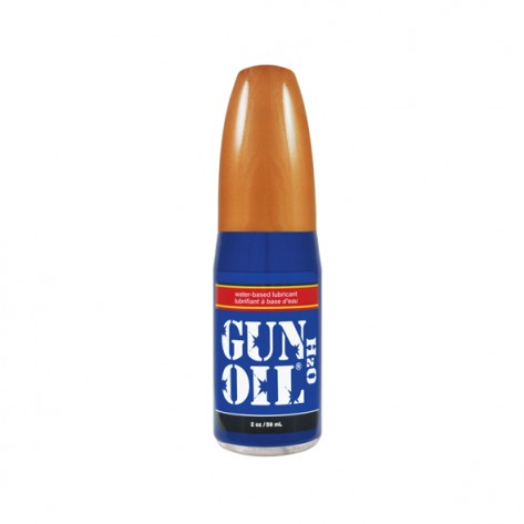 Gun Oil - H2O liukuvoide 59ml