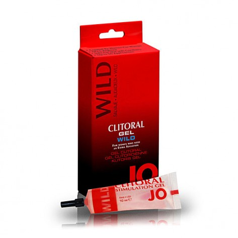 JO Wild Klitorisgeeli 10ml