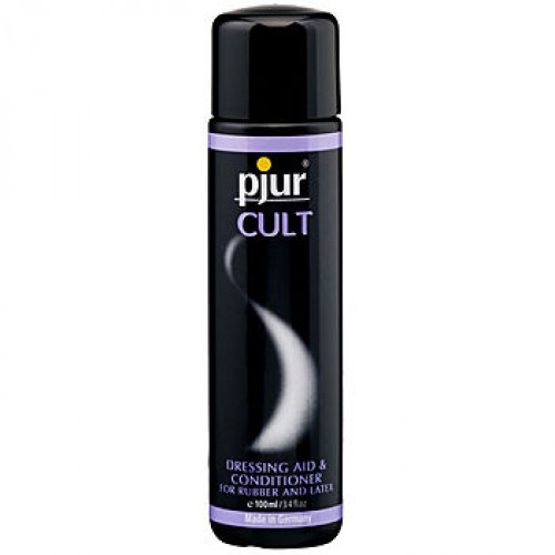 Pjur - Cult, Dressing Aid & Conditioner 100ml