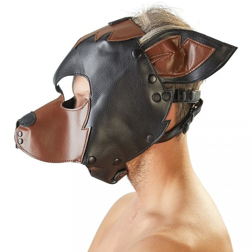 Fetish Collection - Dog Head mask