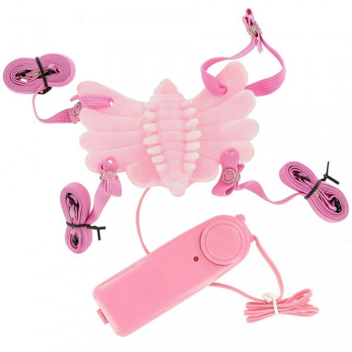 Butterfly Massager Perhoskiihotin