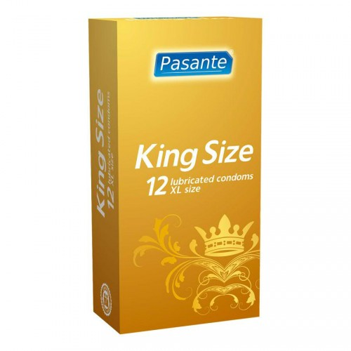 Pasante King Size Kondomi