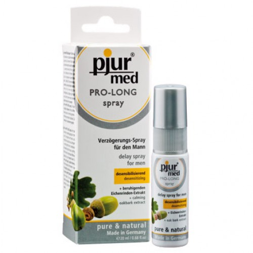 Pjur Med Pro-Long Spray Liukuvoide 20ml