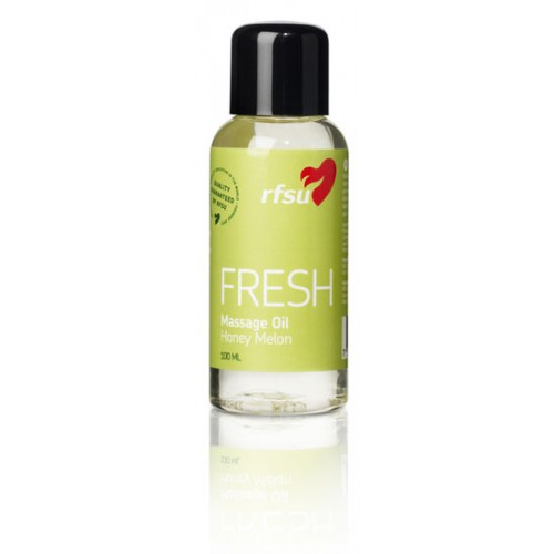 RFSU Fresh Massage Oil 100ml