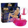 Vibrating Love Chair Ratsastustuoli