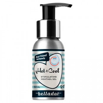 Belladot Hot & Cool Stimuloiva Geeli Menthol 50ml