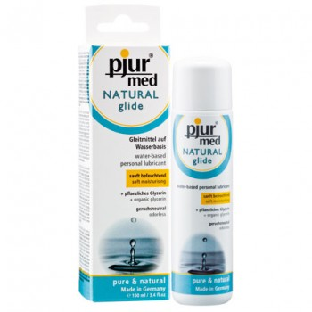 Pjur Med Natural Glide Liukuvoide 100ml