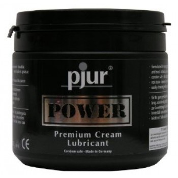 Pjur Power Premium Cream Anal Liukuvoide 500ml